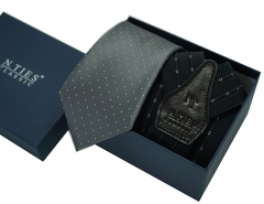 Kaklaraiščio dovanų komplektas N.Ties Gift set BKŠM016 Kaklaraiščiai
