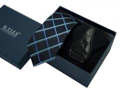 Kaklaraiščio dovanų komplektas N.Ties Gift set BKŠM017 Kaklaraiščiai