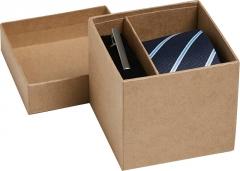 Kaklaraištis Jack&Jones JACCONNOR TIE BOX Gift Set Navy Blaze r Kaklaraiščiai