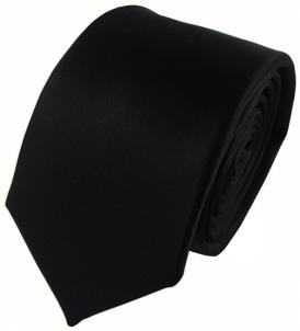 Kaklaraištis N.Ties Silk tie KUACH001-Black Kaklaraiščiai