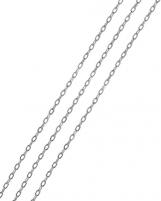 neck jewelry Brilio Silver Anker Silver Chain 45 cm 471 115 00005 04 Neck jewelry