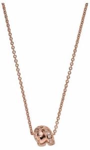 Kaklo papuošalas Emporio Armani Luxury bronze necklace EG3320221