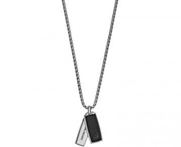 Kaklo papuošalas Emporio Armani Men´s steel necklace EGS2290040