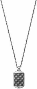 Kaklo papuošalas Emporio Armani Men´s steel necklace EGS2384020