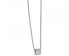 Kaklo papuošalas Guess String necklace with crystals UBN21589