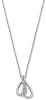 Kaklo papuošalas Lotus Style Crystal Necklace LS1945-1 / 1