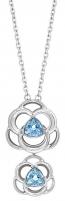 Kaklo papuošalas Morellato Ocelový náhrdelník Fiordicielo SAGY01