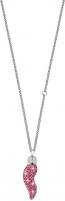Kaklo papuošalas Morellato Silver necklace with pepper Tesori SAIW71
