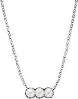 neck jewelry Skagen Soft necklace with pearls SKJ1010040
