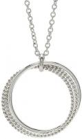 neck jewelry Tommy Hilfiger Dámský ocelový náhrdelník TH2700561 Neck jewelry