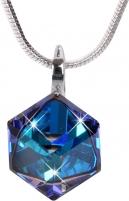 neck jewelry Troli  Cube 8D2Y Bermuda Blue Neck jewelry