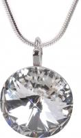 neck jewelry Troli  Rivoli 14 mm Crystal Neck jewelry