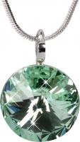 neck jewelry Troli  Rivoli Chrysolite Neck jewelry