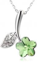 neck jewelry Vicca®  Daisy Green OI_107025_green Neck jewelry