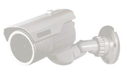 Kam.P-ISR I3-360CSAS 600TVL 36LED 4-9mm Videonovērošanas kameras