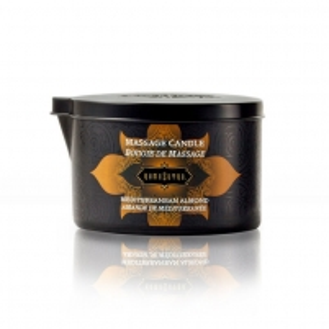 Kama Sutra masažo žvakė (viduržemio migdolas) Masažo aliejai