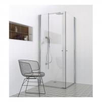 KAME Diamond 80/90 berėmė shower Shower enclosures