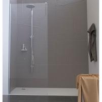 Kamė dušo sienelė Siena Shower wall