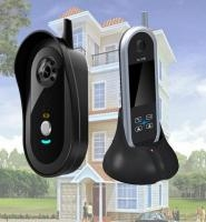 Kamera+ 2.4'' ragelis, elektr.spynos atid Video surveillance cameras