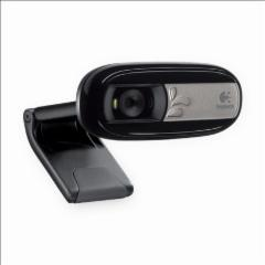 Kamera Logitech Webcam C170, USB, Black - New packing