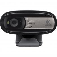 Kamera LOGITECH Webcam C170 BLACK USB EMEA Internetinės kameros