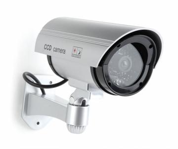 Kameros muliažas Gembird Outdoor dummy security camera CAM-DS-02 Vaizdo stebėjimo kameros