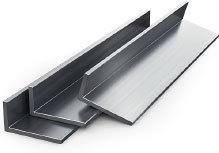 Angle steel 80x40x8 S235JR