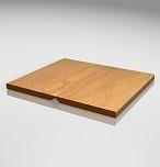 KAMPAS UNIVERS.MPP 2600*25*25 SONOMOS ĄŽUOLAS 690 Facade planks fittings (pvc, fiberboard, wood)