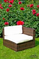 Moduļa dīvāns (stūra)  MN001 Dārza krēsli