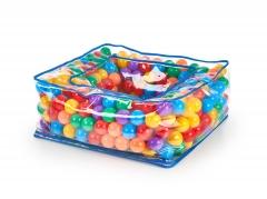 Kamuoliukų baseinas YUPI Žaislų dėžės, sėdmaišiai