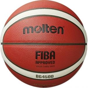 Kamuolys krepšiniui Molten B6G4500-X 6 dydis Krepšinio kamuoliai