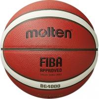 Kamuolys krepšiniui Molten B7G4000-X FIBA sint.oda 7 dydis Krepšinio kamuoliai