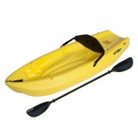 Kanoja Youth yellow Canoes