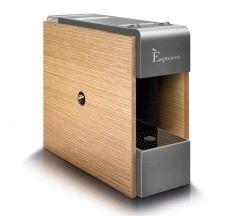 Kapsulinis kavos aparatas Vergnano Tre Fap, rudas Coffee maker