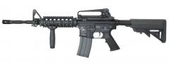 karabinas AEG ARMALITE M15A4 R.I.S. Carbine AEG šratasvydžio ginklai
