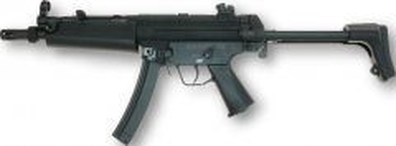 Karabinas AIR-SOFT AEG MP5 CM049J Blow Back AEG šratasvydžio ginklai