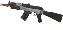 Karabinas elektrinis AK Beta Specnaz - AEG AEG šratasvydžio ginklai
