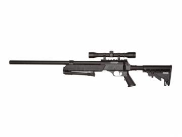 Karabinas snaiperioi AEG Urban Sniper Sportline 16769 AEG šratasvydžio ginklai