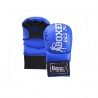 Karate pirštinės BOXEUR BXT-5141, mėlynos Karatė - dziudo
