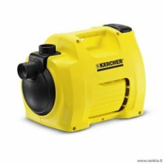 KARCHER BP 3 GARDEN VANDENS SIURBLYS Dirt, water pumps
