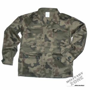 Kariškas vaiko munduras Kariškos, medžioklinės striukės, švarkai