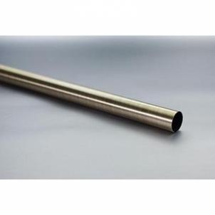 Karnizo vamzdis ELEGANC 1.6m 25mm šv. sendinto aukso