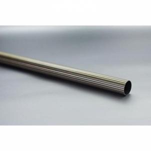 Karnizo vamzdis RELJEF 16 mm sendinto aukso 2.4 m
