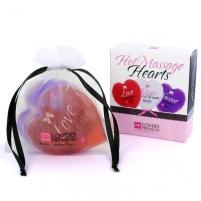 Karšto masažo širdys Premium meilužiai Masāžas eļļas