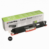 Kartridžas ColorWay toner cartridge for HP CE310A (126A); Canon 729BK