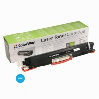 Kartridžas ColorWay toner cartridge for HP CE311A (126C); Canon 729C