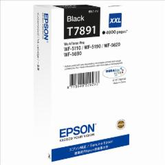 Epson T7891 Ink Cartridge XXL Black
