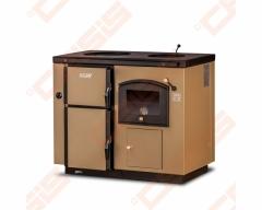 Katilas - viryklė Kalvis ABN- Dešininis; 18kW A traditional solid fuel boilers