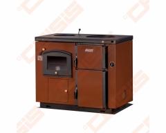 Katilas - viryklė Kalvis ABN- Kairinis; 18kW A traditional solid fuel boilers