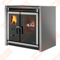 Katilas - viryklė La Nordica Extraflame Italy Built-in (897 x 853 x 655); 7,1kW A traditional solid fuel boilers